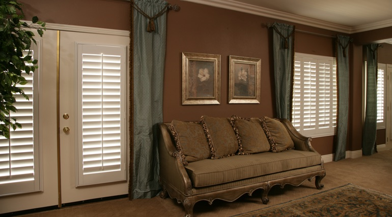 Midwest shutters drapes