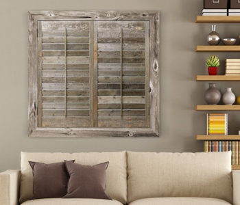 Reclaimed Wood Shutters Product In Detroit