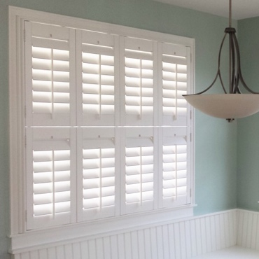 Detroit Studio Plantation Shutters