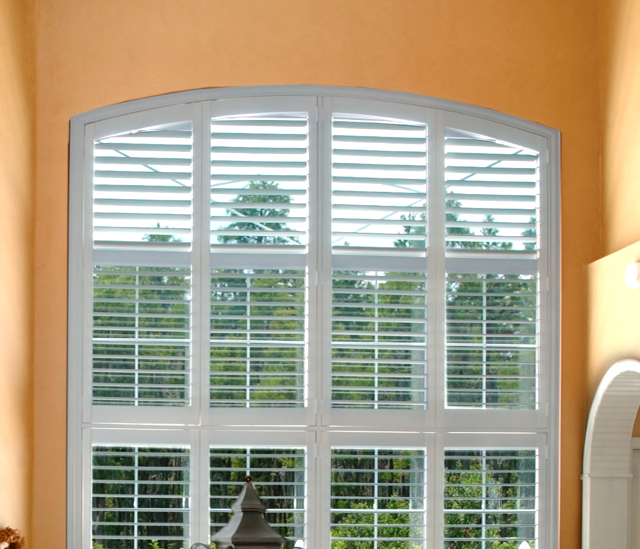 Arched Window Shutters In Detroit, MI