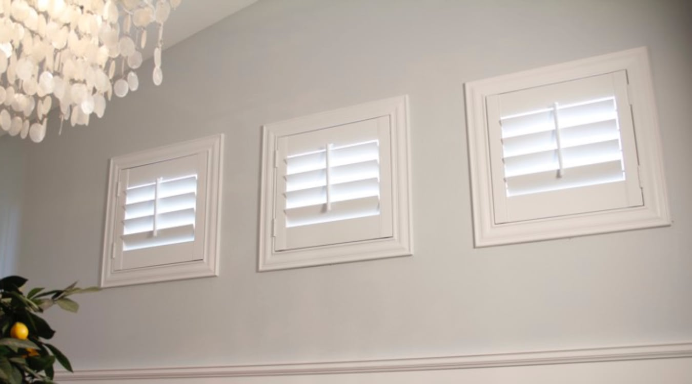 Detroit casement window shutters