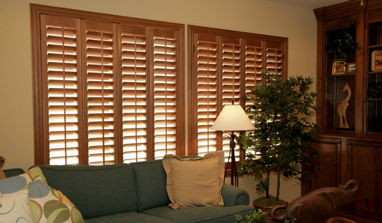 How To Clean Wood Shutters In Detroit, MI