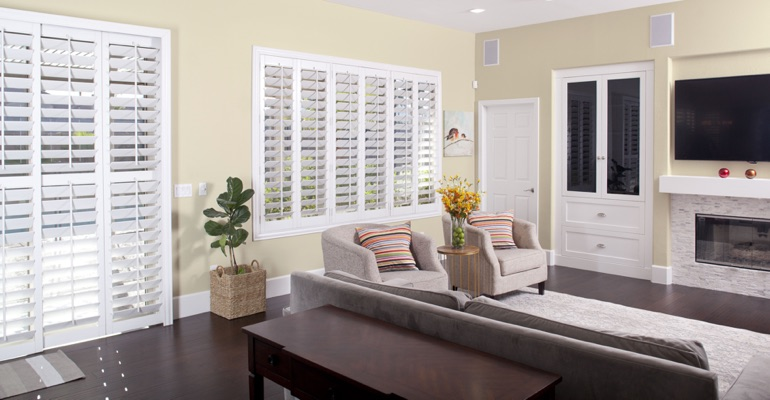 Cleaning plantation shutters in Detroit is simple