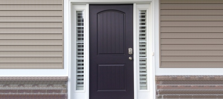 Entry Door Sidelight Shutters In Detroit, MI