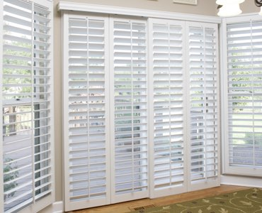 Detroit sliding glass door