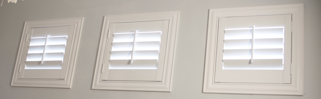 Detroit casement window shutter.